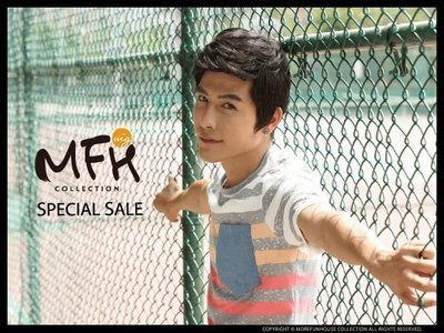 MFH韓系男生假髮~SJ東海-薄短自然...