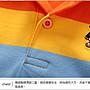 🚛NO.108童衣著【現貨+預購7色】男童90~160cm 純棉 立領/圓領色彩條紋POLO衫