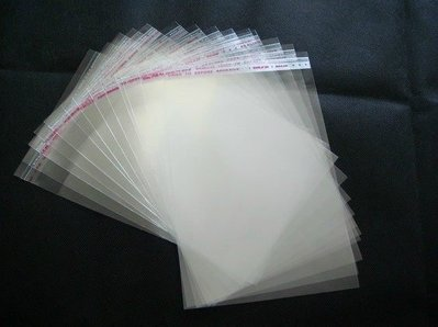 {MPower} CD DVD Blu-ray 袋 藍光碟 光碟袋 透明 OPP 自封袋 自貼袋 膠袋