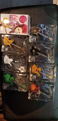 x japan hide guitar collection