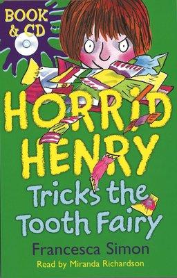 *小貝比的家*HORRID HENRY TRICKS THE TOOTH FAIRY /平裝書+CD/7~12歲