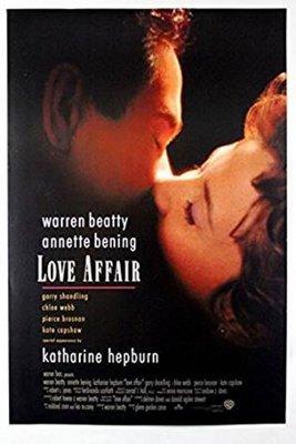 愛你、戀你、想你-Love Affair (1994)原版電影海報