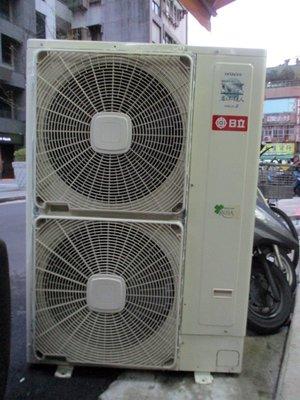 日立1對3冷暖變頻吊隱(3.2噸*3台)3相220V104年買少使用近全新/一級/