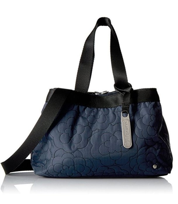 LeSportsac Small Mercer Tote, Poof Night Shadow 全新美國官網正品 現貨