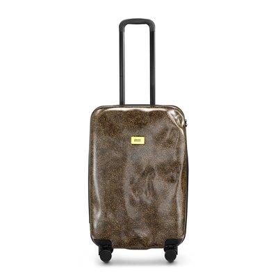 Luxury Life【全新品清倉優惠 7 折】Crash Baggage 羽緞圖騰系列 衝擊 行李箱 中尺寸 25 吋
