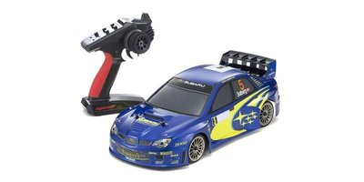 大千遙控模型 KYOSHO 33209 FW-06 IMPREZA WRC 2006 1/10 GP 4WD