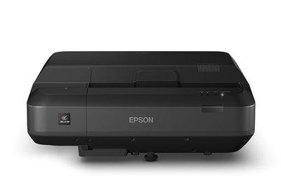高傳真音響【EPSON EH-LS100i】4000流明 1080P 亮彩商用短焦投影機│教學 會議 簡報