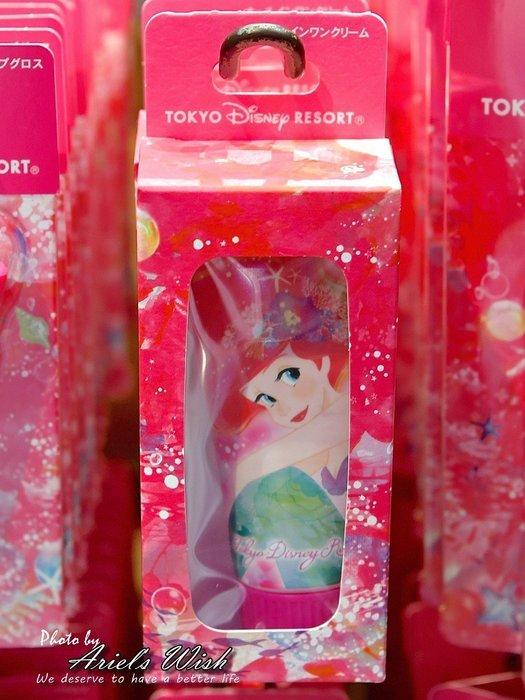 Ariel's Wish預購-日本東京Disney迪士尼愛麗兒小美人魚Ariel粉紅色夢幻海底泡泡全身用身體乳霜乳液