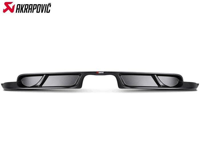 【樂駒】Akrapovic PORSCHE 911 GT3 991 Carbon 碳纖維 後下擾流 後下巴 空力 外觀