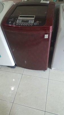LG變頻13公斤洗衣機七成新4500保固