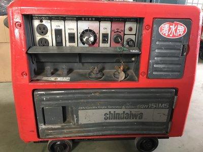【TAIWAN POWER】清水牌  中古新大華 151   防音式 (序號18263) 官方售價42,000元