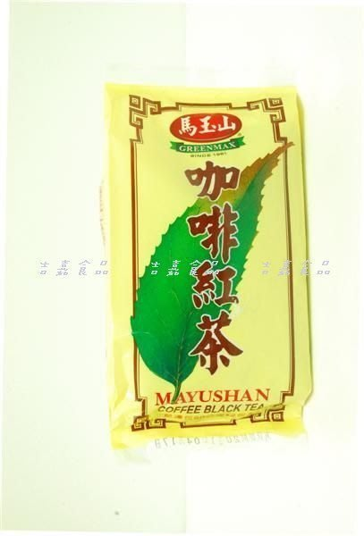 【吉嘉食品】馬玉山 咖啡紅茶[#1]{Q003}