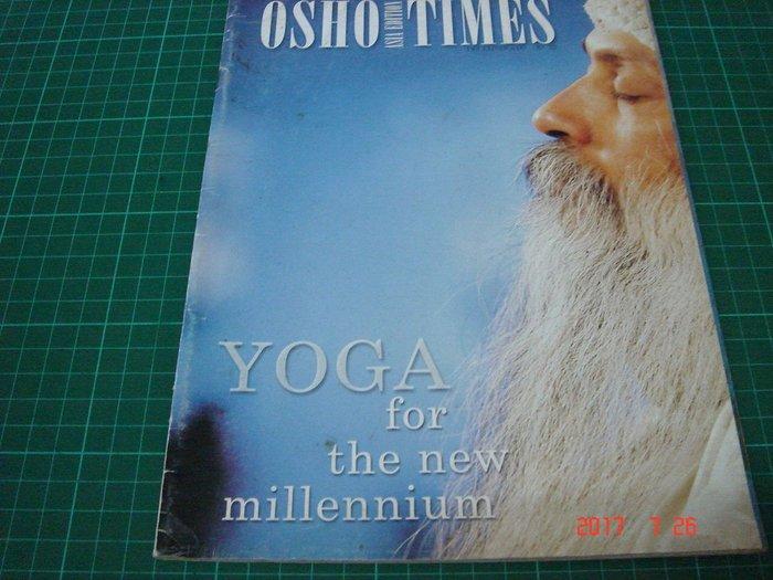 早期 奧修 雜誌《OSHO TIMES  DEC/ 2000  RS20》【CS超聖文化讚】