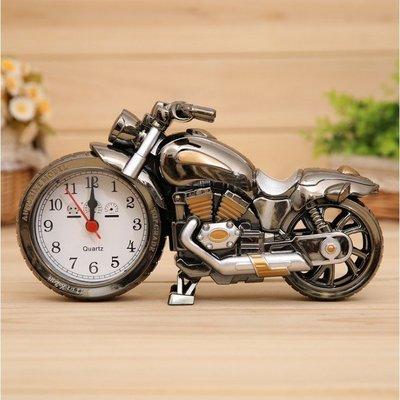四款式摩托車鬧鐘超酷鬧鐘專利鬧鐘創意鬧...