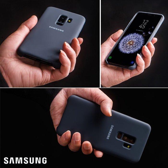 三星s8手機液態硅膠殼Galaxy s9+官方原裝保護套s8+plus防摔note9