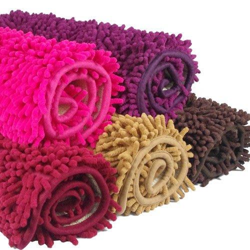 超細纖維珊瑚絨毛地墊