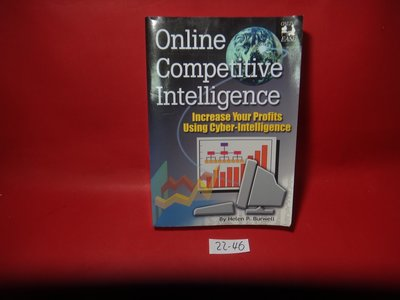 【愛悅二手書坊 22-46】Online Competitive Intelligence