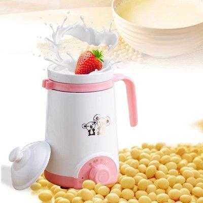 陶瓷迷你辦公室養生杯牛奶加熱杯旅行煮粥
