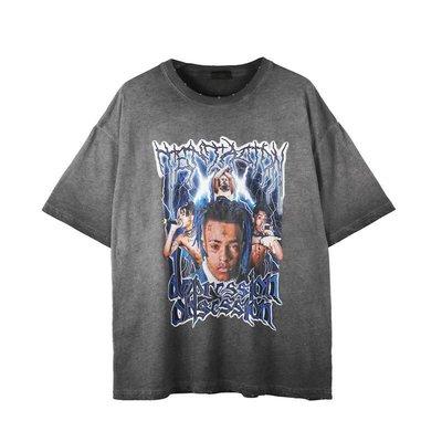 【Result】XXXTENTACION經典饒舌歌手TEE Hiphop 灰色