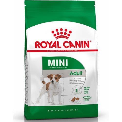 【寵物王國】法國皇家-PR27小型成犬飼料8kg ,加贈原味綿綿雞腿零食70g x2支 ,免運費!