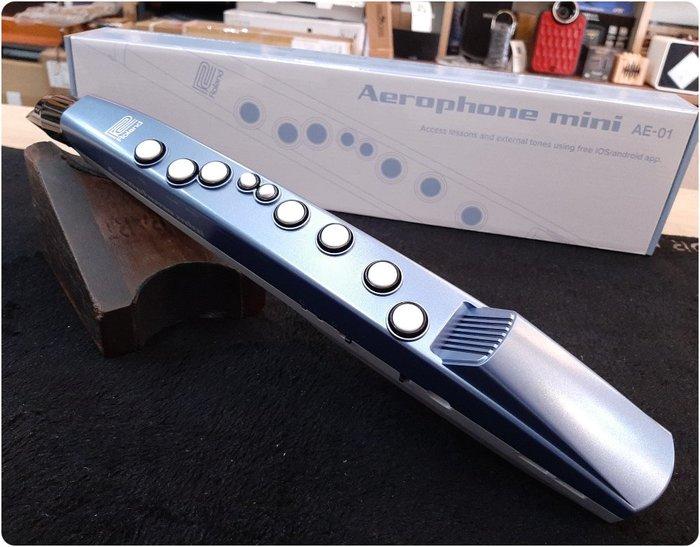 ♪♪學友樂器音響♪♪ Roland Aerophone mini AE-01 電吹管 數位吹管 直笛指法