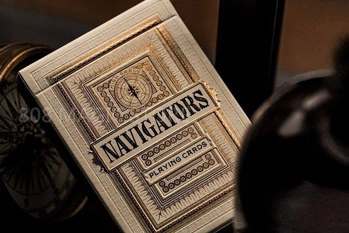 [MAGIC 999]魔術道具 Navigator T11 2019年最新撲克牌