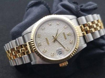 二手 Rolex DATEJUST  68273