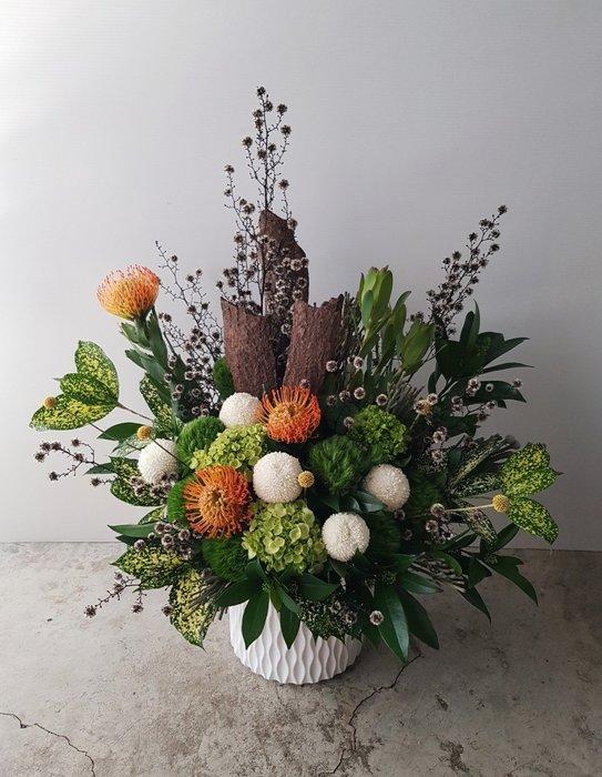 萬用祝賀鮮花盆花|台北西門歡迎自取 | Flower&House花藝之家|