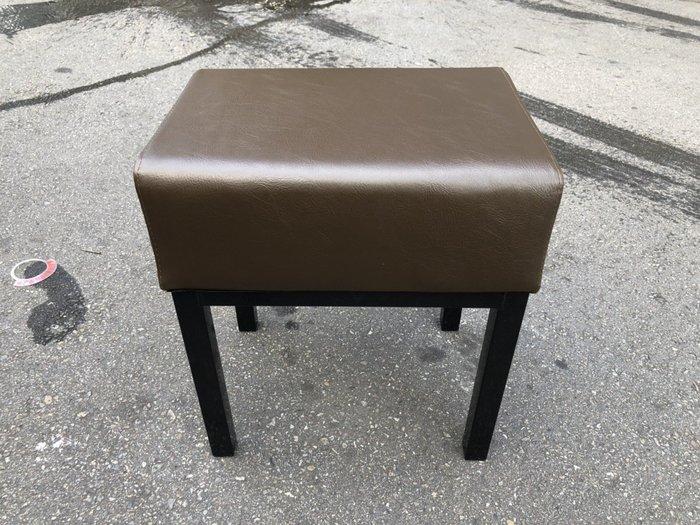 非凡二手家具 全新品 超厚特級單人板凳217-2*休閒椅*長凳*木椅*矮凳*下棋椅*餐椅*戶外椅*咖啡廳椅*等候椅