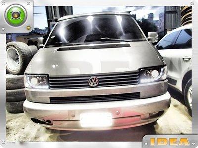 泰山美研社Y2422 福斯 VW T4 露營車客製化改裝 20000 起 依照需求報價