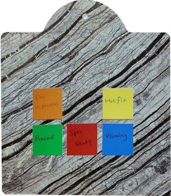 ㊣古木紋大理石磁性留言板㊣--CS古風系列大理石藝品 霸氣收藏款 規格 600X600mm 特價中