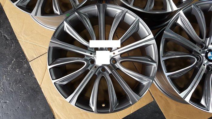 20吋BMW鋁圈~E38.E65.E66.F01.F02.F06.F07.F10.F11.X3.X4.X5.X6~