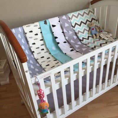 ☆ 恩祐小舖-荷蘭 muslin* 正品婴兒床單纯棉卡通印花抱被抱毯 嬰兒滿月禮盒   @ 【嬰兒系列】