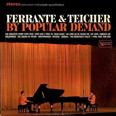 美國二手黑膠 Ferrante and Teicher – By Popular Demand