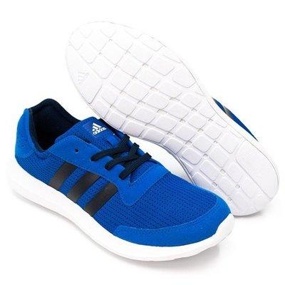 運動GO~ 愛迪達 adidas element refresh m Textile 專業 慢跑鞋 男 輕量AQ2218