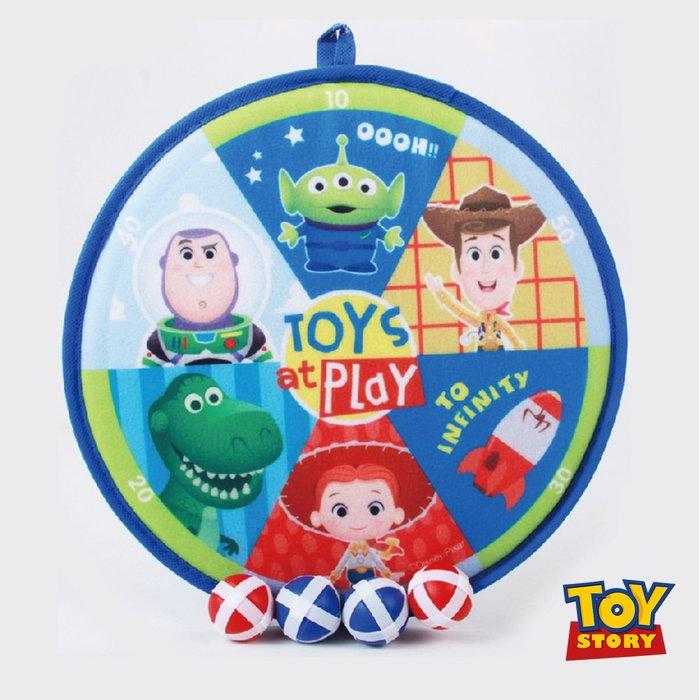 Toys Story玩具總動員鏢靶黏黏球組 HJY009