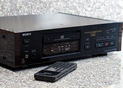 蔡家AV音響精品~強烈推薦SONY曠世不朽經典名機擁有45+18BitDA~X7ESD現貨漂亮如新特價