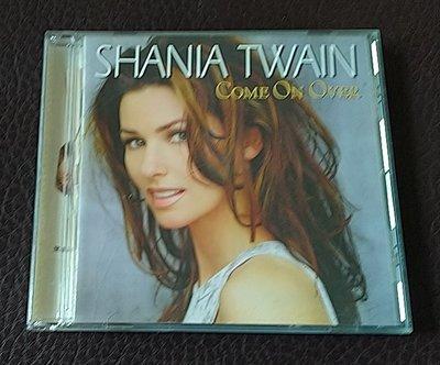 多年二手CD SHANIA TWAIN - Come On Over