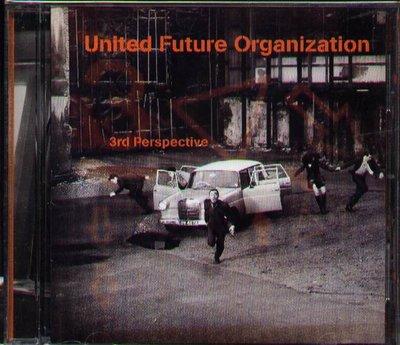 八八 - UNITED FUTURE ORGANIZATION - Third Perspective - 日版
