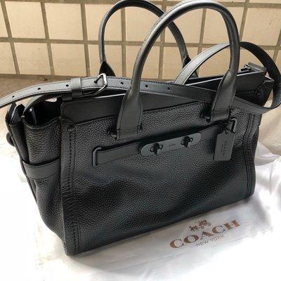 全新美國帶回 Coach s wagger carryall handbag 全新肩背包