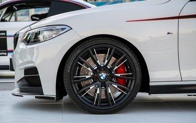 【樂駒】BMW 原廠 改裝 輪框 F22 M Performance Double Spoke 624 19吋 消光黑
