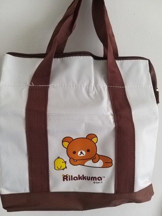 股東會館~拉拉熊疊購物袋保溫保冰環保袋~一個99元~數量有限~