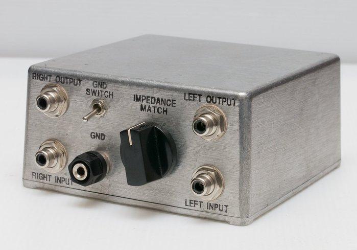 WAITING AUDIO MC TRANSFORMER-1升壓器(WE西電原廠變壓器.與618B近似)