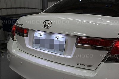 巨城汽車精品 HONDA ACCORD 雅歌 K13 T10 LED 爆亮 小燈 牌照燈 車牌燈