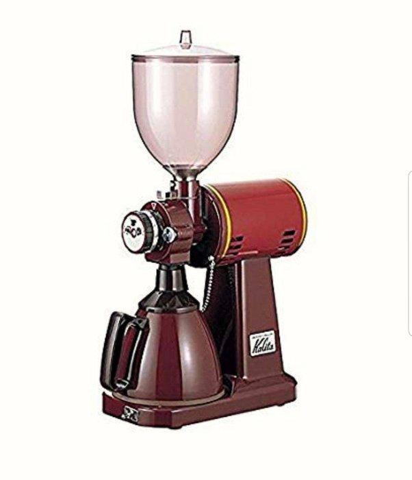 【Peekaboo 咖啡館】日本進口 Kalita PRO Highcut Mill 鬼齒橫式電動磨豆機*營業用 61007