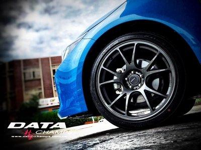 【凱達輪胎鋁圈館】DATA FF08 18吋 旋壓輕量化 8.8KG 5/112 卡鉗好閃 AP 9040 歡迎訊問