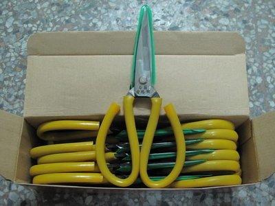 特殊鋼剪刀 合金鋼剪刀 (谷蘭剪刀) 3盒賣場 (免運)