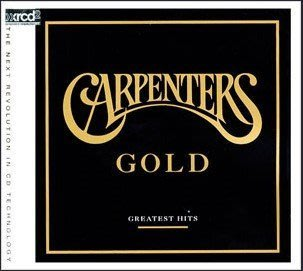 合友唱片 Carpenters GOLD 木匠兄妹合唱團  XRCD 面交 自取 Yesterday Once More