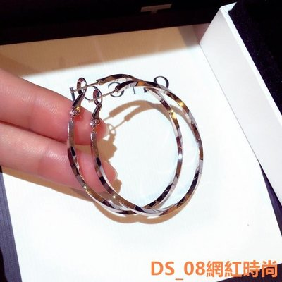 DS_08網紅時尚歐美風個性時尚簡約大...