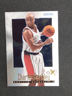 1996-97 E-X2000 Credentials #23 Charles Barkley